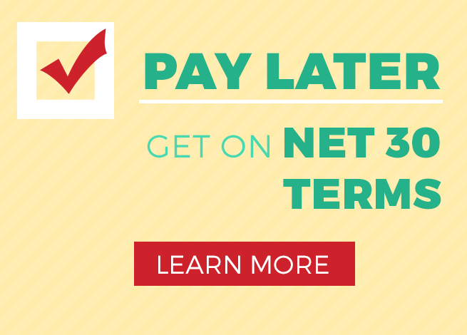Net 30 Terms