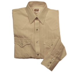 ELY Blended Tone-on-Tone Western (long sleeve)