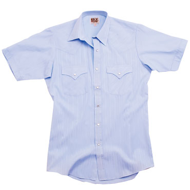 ELY Blended Tone-on-Tone Western (short sleeve)